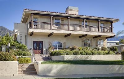 Sierra Madre Condo/Townhouse For Sale: 81 Suffolk Avenue