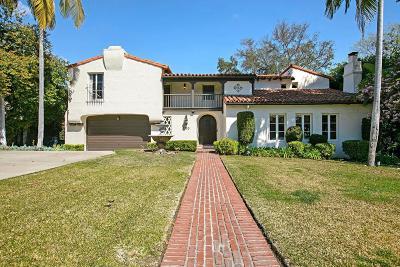 San Marino Single Family Home For Sale: 1760 Ramiro Road