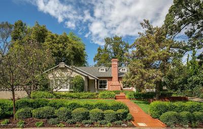 Pasadena Single Family Home For Sale: 929 Mesa Verde Road
