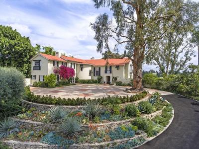 Pasadena Single Family Home For Sale: 870 South San Rafael Avenue