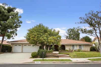 Northridge Single Family Home For Sale: 10229 Melvin Avenue