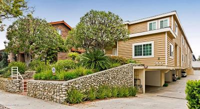 Pasadena Condo/Townhouse Active Under Contract: 300 Alpine Street #5