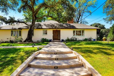 Altadena Single Family Home For Sale: 2470 Glen Canyon Road