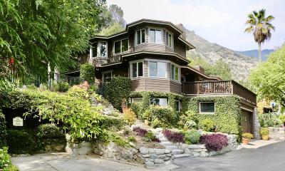 Pasadena Single Family Home For Sale: 2107 Pasadena Glen Road