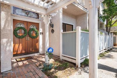Pasadena Condo/Townhouse Active Under Contract: 444 South Los Robles #4