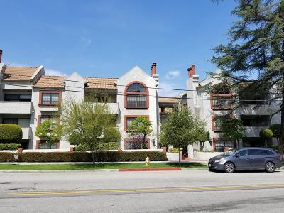South Pasadena Condo/Townhouse Active Under Contract: 124 Monterey Road #116