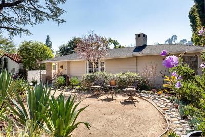 Pasadena Single Family Home Active Under Contract: 201 Glen Summer Road