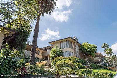Pasadena Condo/Townhouse For Sale: 945 South Orange Grove Boulevard #D
