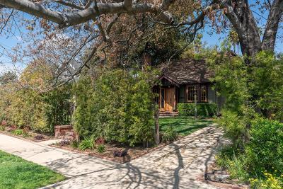 Pasadena Single Family Home Active Under Contract: 745 East Rio Grande Street