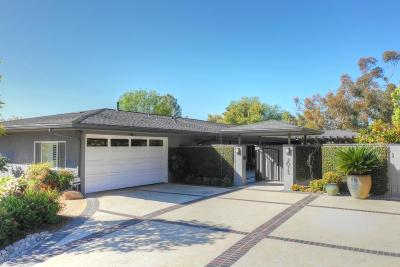 Sierra Madre Single Family Home For Sale: 2073 Liliano Drive