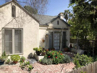 Pasadena Single Family Home Active Under Contract: 15 Grace Terrace