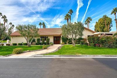 Palm Desert Single Family Home For Sale: 38230 Tandika North