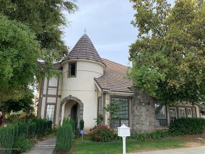 Arcadia Single Family Home For Sale: 732 Pamela Circle