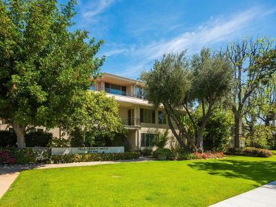 Pasadena Condo/Townhouse Active Under Contract: 630 South Orange Grove Boulevard #4