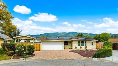 Glendora Single Family Home Active Under Contract: 626 Tressy Avenue