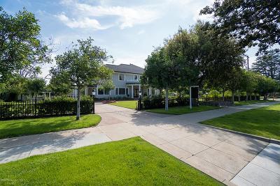 Pasadena Single Family Home Active Under Contract: 1720 East Mountain Street