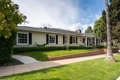 Pasadena Single Family Home Active Under Contract: 626 Bellefontaine Street