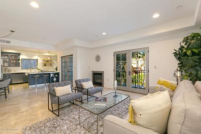 Los Angeles Condo/Townhouse Active Under Contract: 11633 Chenault Street #101