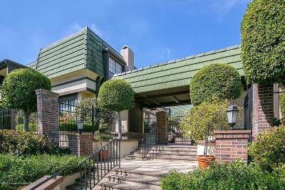 Pasadena Condo/Townhouse For Sale: 885 South Orange Grove Boulevard #12