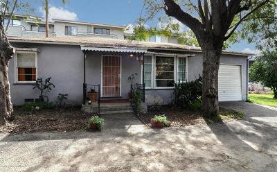 La Crescenta Single Family Home Active Under Contract: 3246 Altura Avenue