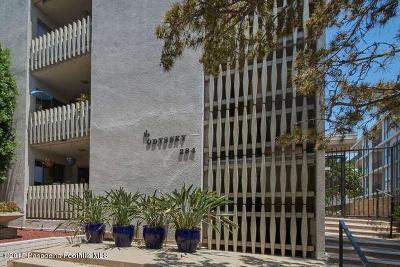 Pasadena Condo/Townhouse Active Under Contract: 284 South Madison Avenue #205