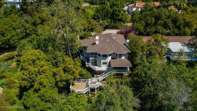 Pasadena Single Family Home For Sale: 1079 Laguna Road