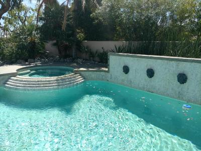 Palm Springs Single Family Home For Sale: 3000 North Redwood Drive