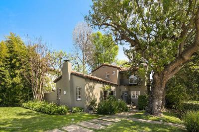 Pasadena Single Family Home Active Under Contract: 342 South Craig Avenue