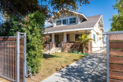 Pasadena Single Family Home Active Under Contract: 314 Barthe Drive