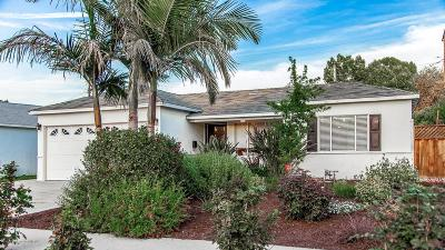 Reseda Single Family Home Active Under Contract: 6934 Tunney Avenue