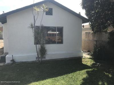 Los Angeles Single Family Home For Sale: 222 South Kern Avenue