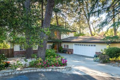 Single Family Home For Sale: 5227 La Forest Drive