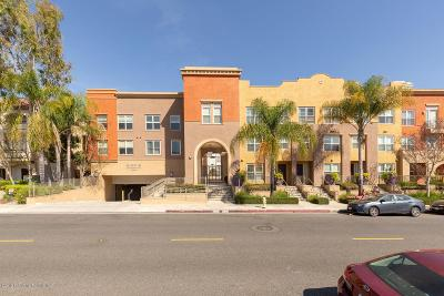 Alhambra Condo/Townhouse Active Under Contract: 89 East Commonwealth Avenue #3B