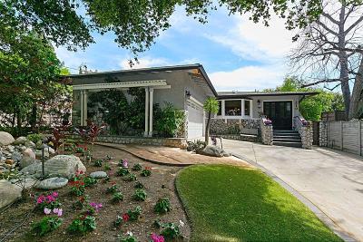 Monrovia Single Family Home Active Under Contract: 310 North Canyon Boulevard