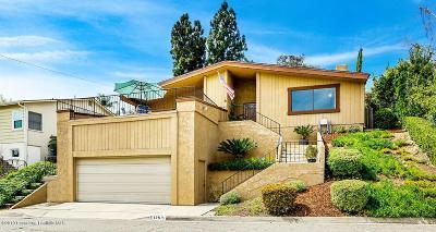 Pasadena Single Family Home For Sale: 175 Malcolm Drive
