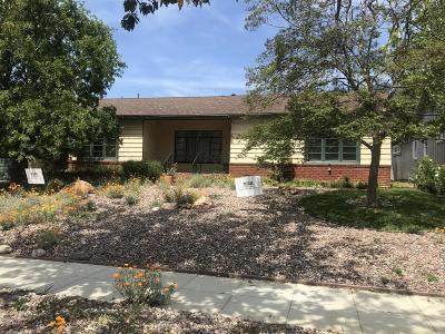 Pasadena Single Family Home Active Under Contract: 3825 Landfair Road