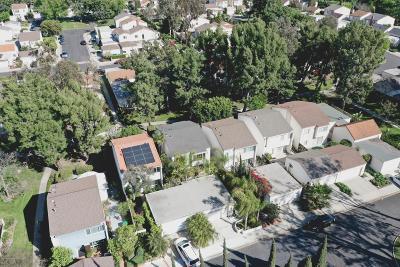 Irvine Condo/Townhouse For Sale: 80 Sequoia Tree Lane