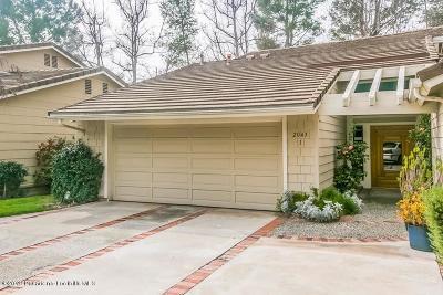 Pasadena Condo/Townhouse For Sale: 2043 Rosemont Avenue #1