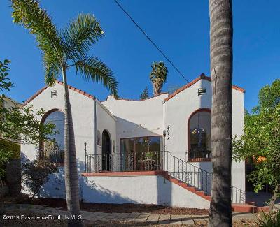 Single Family Home For Sale: 2656 Glendale Boulevard