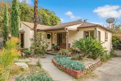 Altadena Single Family Home For Sale: 286 East Altadena Drive