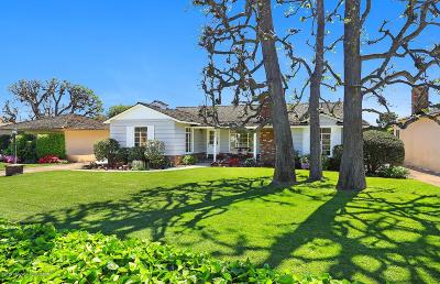 San Gabriel Single Family Home Active Under Contract: 8310 Youngdale Street