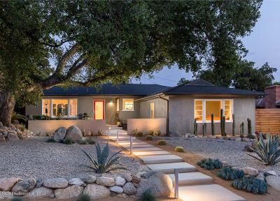 Altadena Single Family Home For Sale: 2140 Grand Oaks Avenue