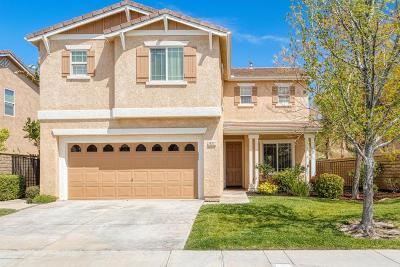 Castaic Single Family Home Active Under Contract: 28217 Alton Way