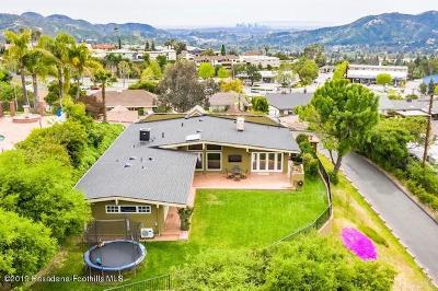 La Canada Flintridge Single Family Home For Sale: 2140 Patagonia Drive