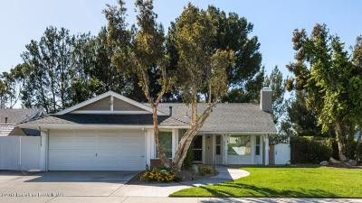 Saugus Single Family Home For Sale: 27915 Carnegie Avenue