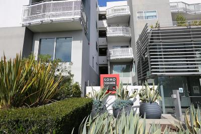 Los Angeles County Condo/Townhouse For Sale: 1700 Sawtelle Boulevard #205