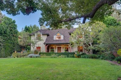South Pasadena Single Family Home For Sale: 1722 Milan Avenue