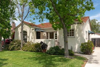 Pasadena Single Family Home For Sale: 2245 East Dudley Street