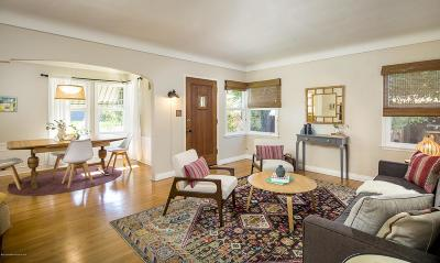 Los Angeles Single Family Home For Sale: 1314 Montecito Drive