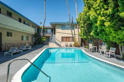 West Hollywood Condo/Townhouse For Sale: 1435 North Fairfax Avenue #7